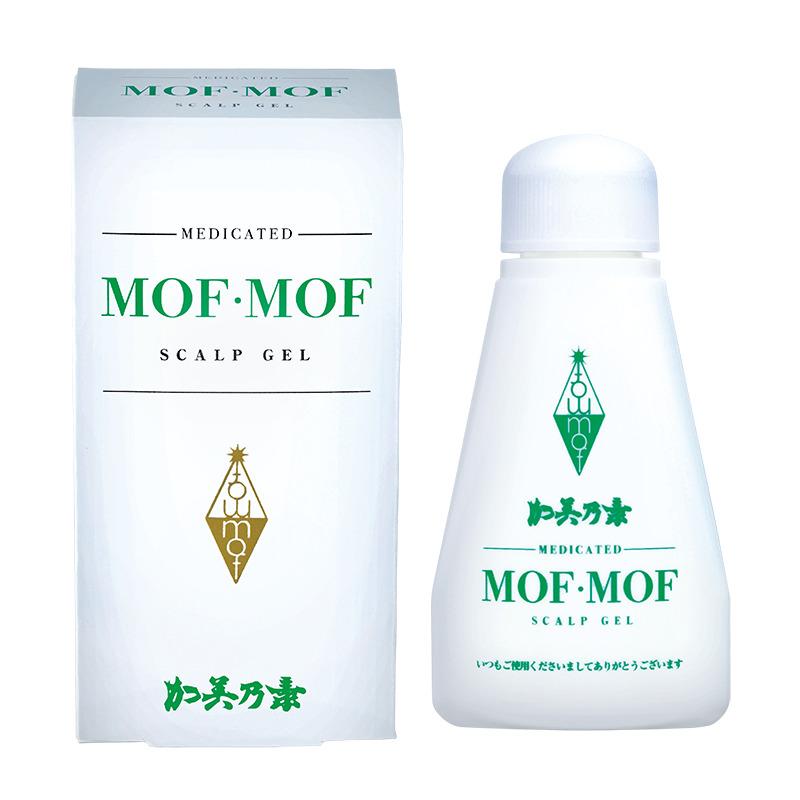 薬用発毛促進剤MOF・MOF