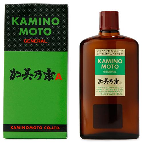 加美乃素A ジャスミン調の香り