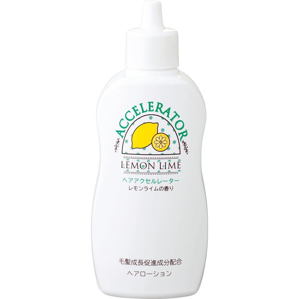 ヘアアクセルレーターL レモンライムの香り