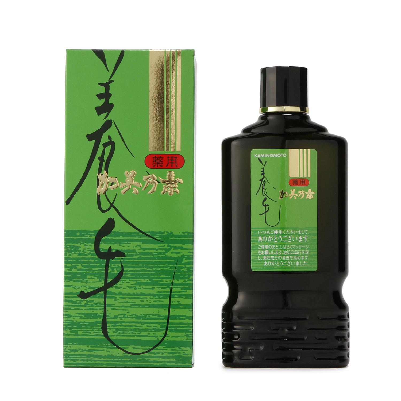 薬用加美乃素 グリーンフローラルの香り