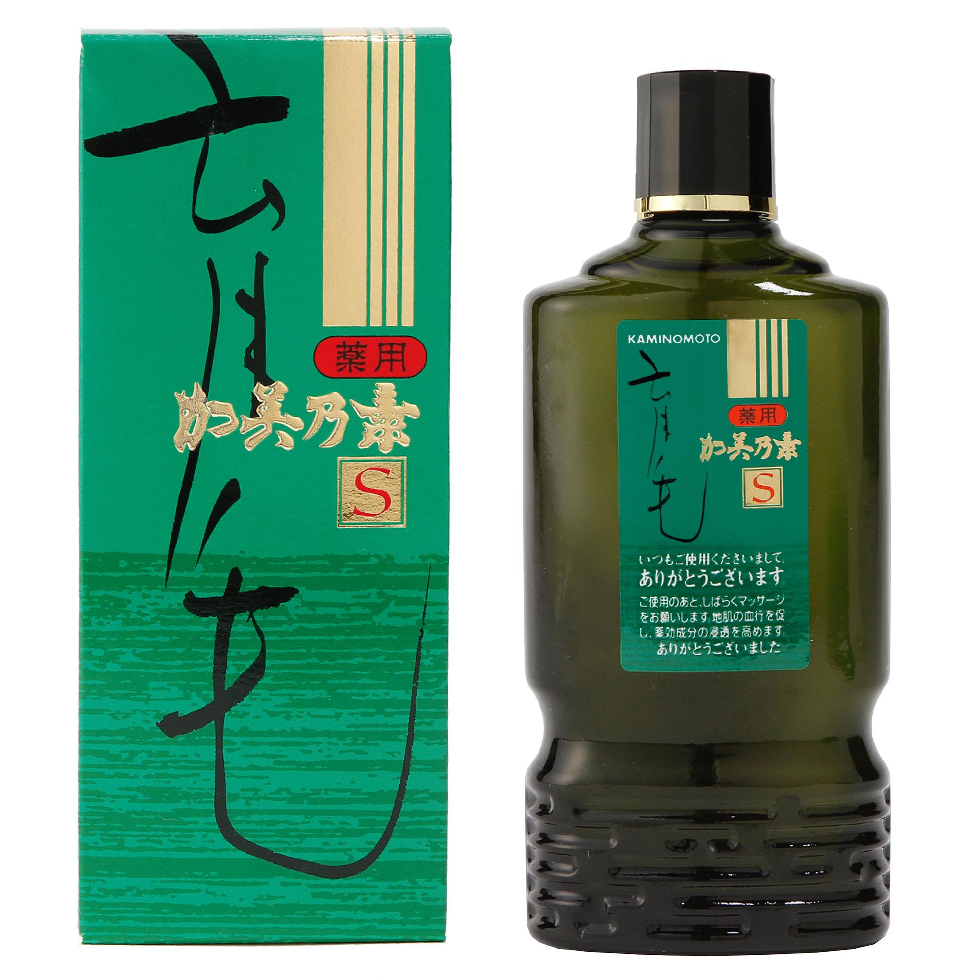 薬用加美乃素S グリーンフローラルの香り